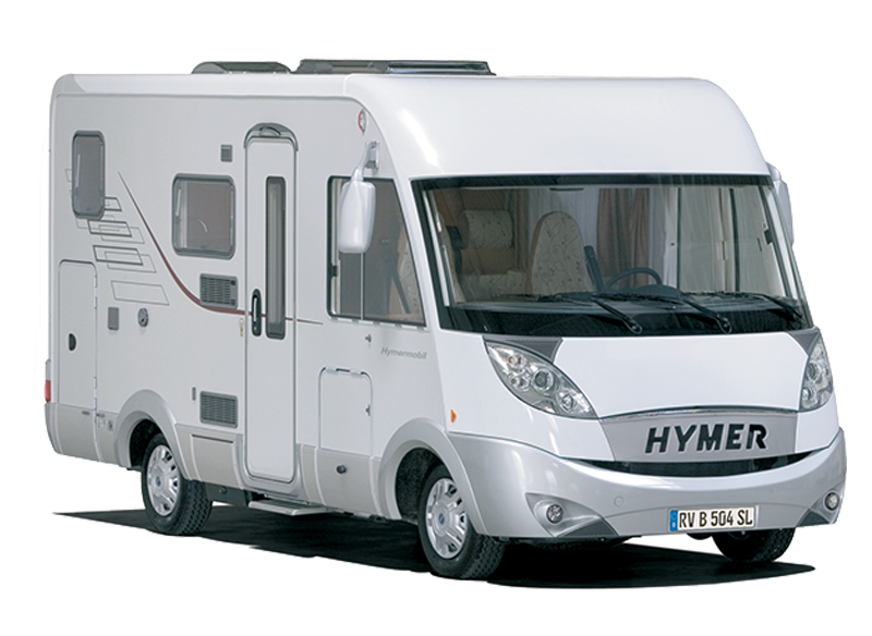 Exclusive Hymer 544