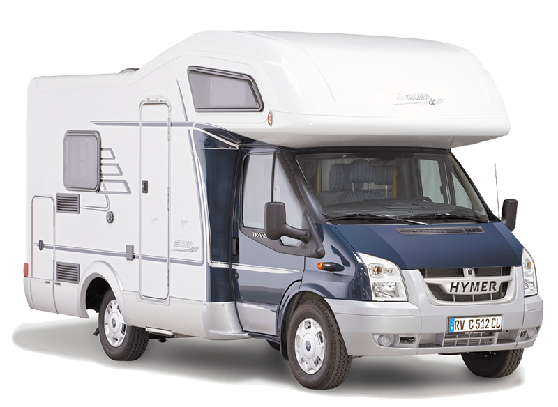 Family Hymer 542